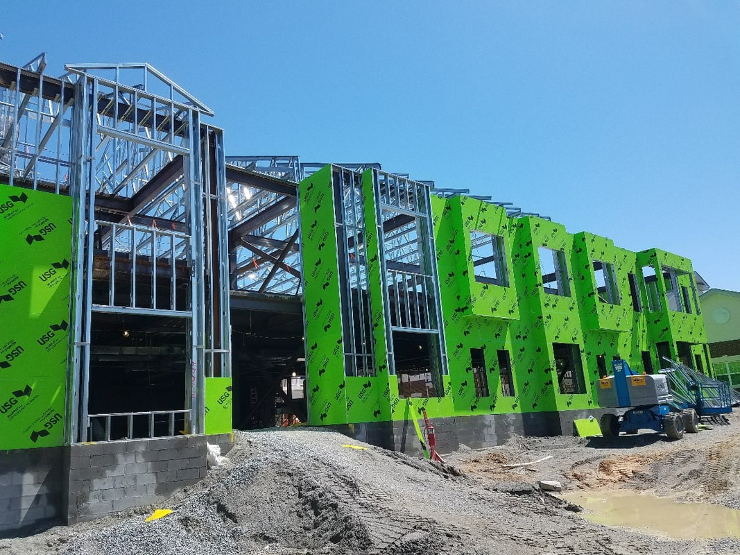 Covenant Woods Continuing Care Facility Structural Design